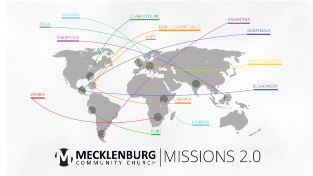 Global Missions Trip Interest Meeting