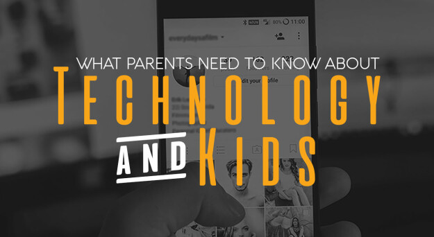 What Parents Need to Know About Technology and Kids Online