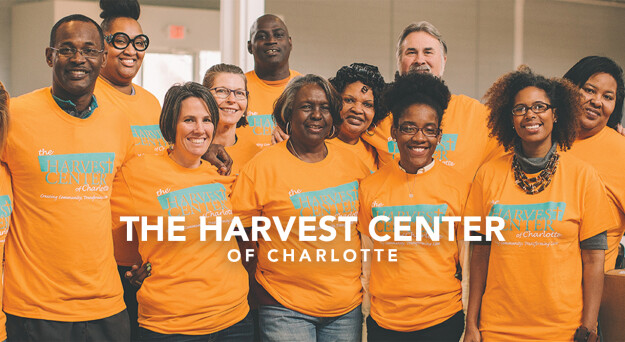 The Harvest Center Serve Day