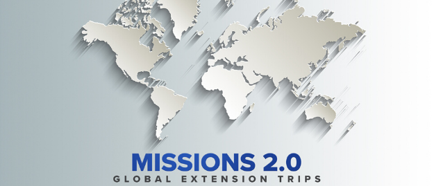 Missions 2.0 Global Trips Interest Meeting