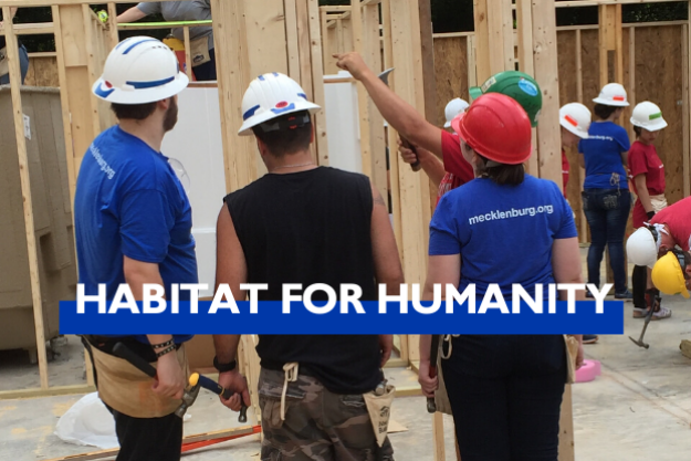 Habitat for Humanity Serve Day