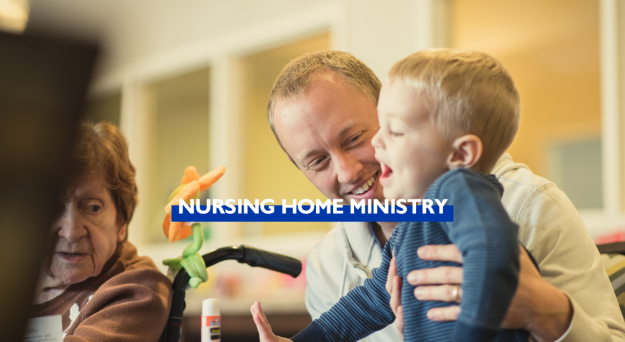 Nursing Home Ministry Serve Day