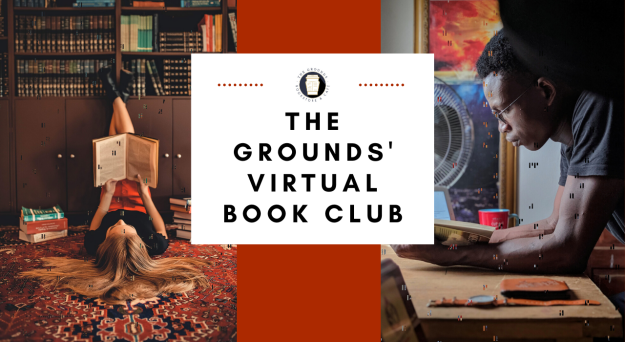 "The Grounds Online Book Club: ""The Land Between: Finding God in Difficult Transitions"""