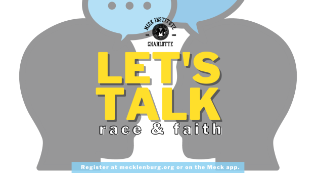 Let's Talk: Race and Faith
